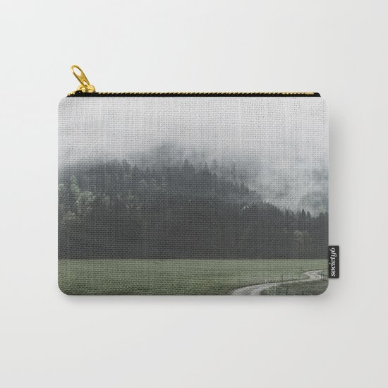 road - Landscape Photography Carry-All Pouch