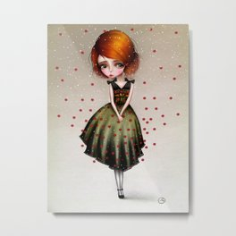 Lainey Metal Print