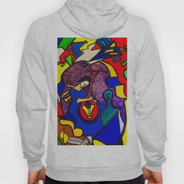 In Paradise ( ORIGINAL SOLD) #society6  #decor  #buyart Hoody