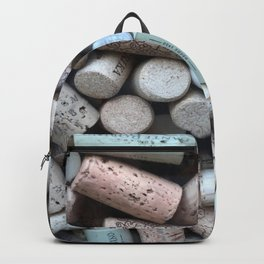 Wine Corks Backpack