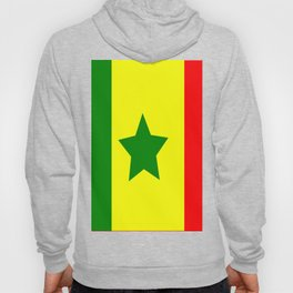 Flag of Senegal Hoody