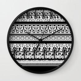 Keep Fretting Wall Clock