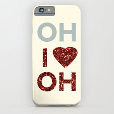 I Love Ohio iPhone 6s Slim Case