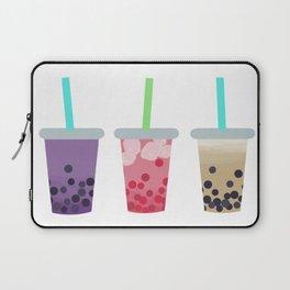 Bubble Tea Trio Laptop Sleeve
