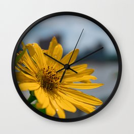 Cincinnati Flower - KPAK3H Wall Clock