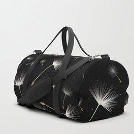 Celestial Dandelions Duffle Bag