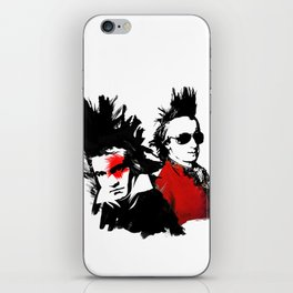 Beethoven Mozart Punk Composers iPhone Skin