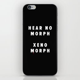 Xenomorph iPhone Skin