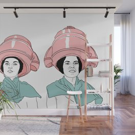 Hair odyssey #girls #hair #beauty Wall Mural