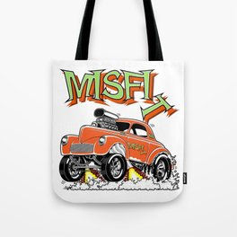 MISFIT rev 1 Tote Bag