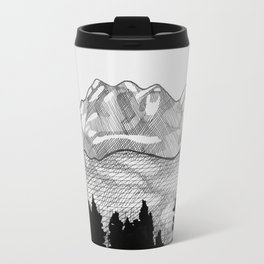 Colorado Mountains Travel Mug