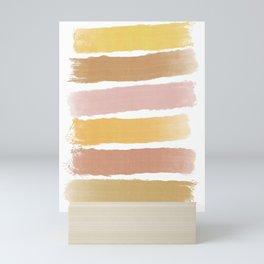 Color Sample 1 Mini Art Print
