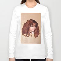 hermione Long Sleeve T-shirts featuring Hermione by Shannon Forringer