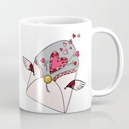 Letter for Love Coffee Mug