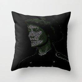 Countess Markievicz Throw Pillow
