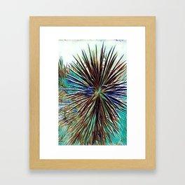 Joshua Tree Mintz by CREYES Framed Art Print