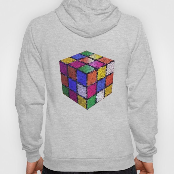 The color cube Hoody