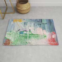 High Upon a Sunny Day Voyage Rug