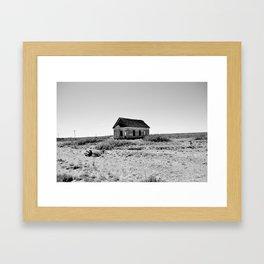 Church  Framed Art Print