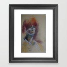 Klooster Series: Female Nude #207 Framed Art Print
