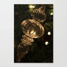 Glistening Glass Canvas Print