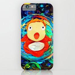 dark bubble iPhone Case