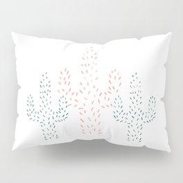 Watercolor Cactus Pillow Sham