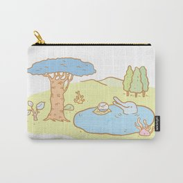 Perfume the Fortunetelling dolphin Carry-All Pouch