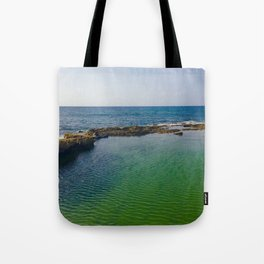Miss You St. Croix Tote Bag