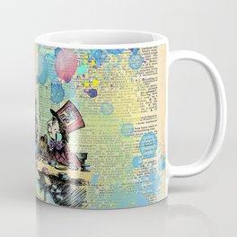 Tea Party Celebration - Alice In Wonderland Coffee Mug