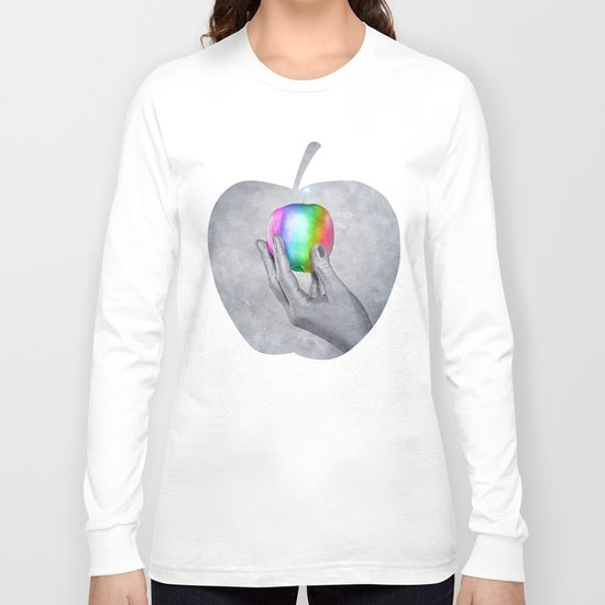 RAINBOW PROMISE - Abduction from paradise Long Sleeve T-shirt