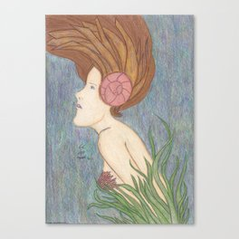 Entity. Canvas Print