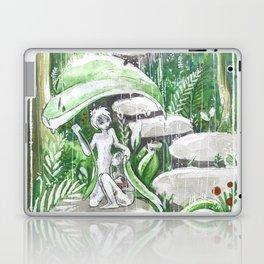 Kyoto Spirit Rain Laptop & iPad Skin