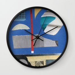 Collage Exp. 3 Wall Clock