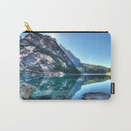 Blue Bliss Carry-All Pouch