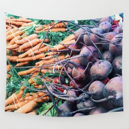 The Market Wall Tapestry