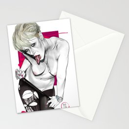 Nell#2 Stationery Cards