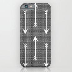 Arrow Sketch iPhone 6 Slim Case
