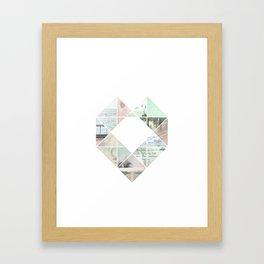 You Never Walk Alone Framed Art Print