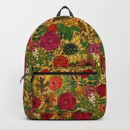 Autumn Botanic Garden Backpack