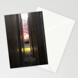 The Garden of Exile, Jewish Museum, Berlin Stationery Cards