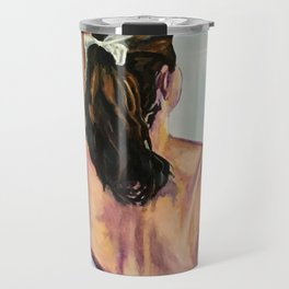 And, Everything She Is Not Travel Mug