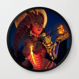 Dragon Symmetra Wall Clock