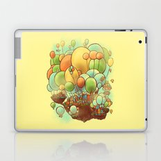 Cloud City Laptop & iPad Skin