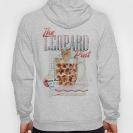 The Leopard Pint Hoody