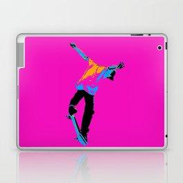 """Flipping the Deck"" Skateboarding Stunt Laptop & iPad Skin"