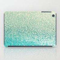 mint iPad Cases featuring MINT by Monika Strigel