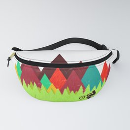 MTB Trails Fanny Pack