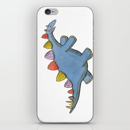 Stomp-a-saurus! iPhone Skin