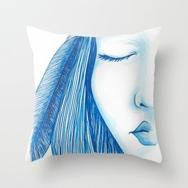 Resolve Throw Pillow